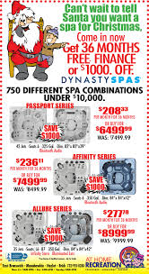 in store promotions at home recreation
