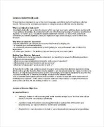 What Is The Skills In A Resume Objective In A Resume Examples How To Write A Career Objective On