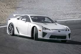 lexus sport car lfa lexus boss u0027dreams u0027 of new lfa supercar autocar