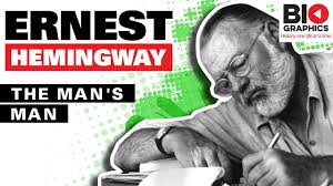 ernest hemingway life biography ernest hemingway biography a life of love and loss youtube