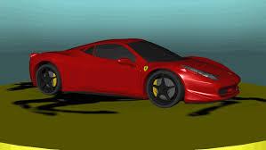 Ferrari 458 Models - ferrari 458 italia 3d model turntable by pratikartist on deviantart