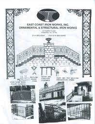 east coast iron works catalog