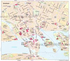 rub and tug map 12 top tourist attractions in stockholm planetware