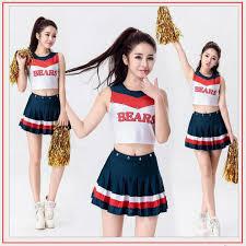 Cheerleader Halloween Costumes Adults Cheap Cheerleader Costumes Women Aliexpress