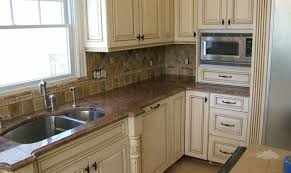 How To Distress White Kitchen Cabinets Endearing Art White Kitchen Stools In Remodeling Your Kitchen