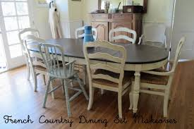 delightful shabby chic dining room sets shabby chic decorating