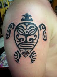 7 beautiful tribal sea turtle tattoo only tribal