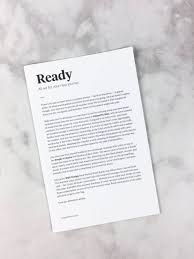 all weather writing paper bespoke post ready box review coupon march 2017 hello the front side of the card introduces the items included in this curation providing product info and insight on why the items were chosen in the context of