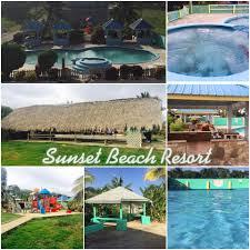 sunset beach resort home facebook