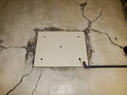 Efflorescence On Basement Walls The Fix It Blog Sorting Things Out Basement Concrete Floor