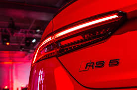 2018 audi rs 5 confirmed for u s audi sport launches in america