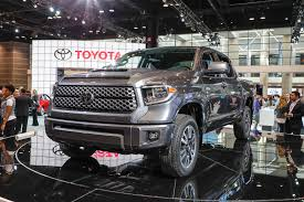 toyota auto company toyota to update body on frame models considers hybrid truck