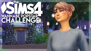 Challenge Not Working The Sims 4 Wannabe Popstar Challenge 3 Not Working Like That