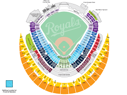 lexus dugout club menu ada information royals com ballpark information