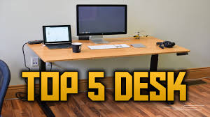 Gaming Desktop Desk by Top 5 Best Gaming Desks 2016 Youtube