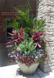 Unique Plant Pots 323 Best Summer Planters Images On Pinterest Gardening Flowers