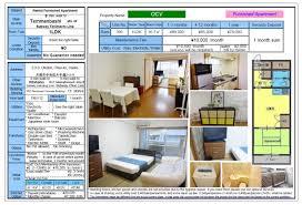 furnished apartment in osaka tenmabashi chuo ku tanimachi did