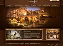hotel website design every element of this site has been thought through well great