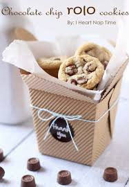 cookie gift rolo cookies gift idea i heart nap time