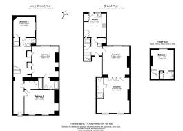 Maisonette Floor Plan 4 Bedroom Maisonette For Sale In 31 Caledonia Place Clifton Bs8