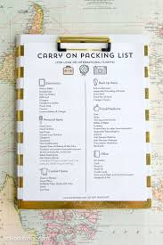 best 25 travel packing lists ideas on pinterest 2016 holiday