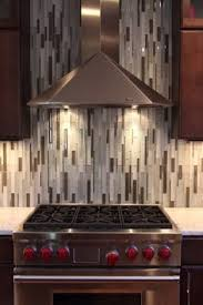 Tile Backsplash For Kitchen by Interlocking Mosaic Tile Plating Crystal Glass Stainless Steel And