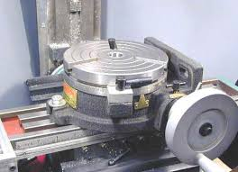 Harbor Freight Rotary Table by Rotary Tables