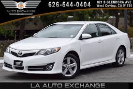 2014 toyota camry price sold 2014 toyota camry se in covina