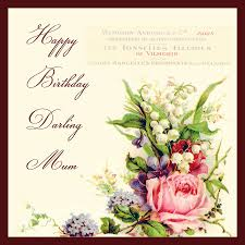 Greeting Cards For Invitation Card Invitation Design Ideas Vintage Flowers Birthday Card By