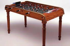 vintage foosball table for sale foosball heaven s foosball multimedia page