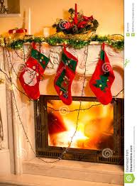 hanging christmas stockings without fireplace images where to hang