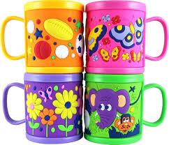 fancy mugs printed emboss mug for kids giftoo in