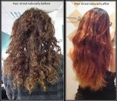 brazilian blowout results on curly hair dee dal s beauty blog
