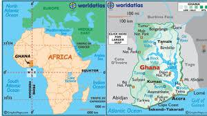 Accra Ghana Map Home Page Rotary Club Of Cornwall Sunrise