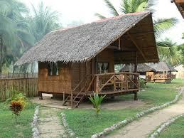 bahay kubo philippine nipa hut