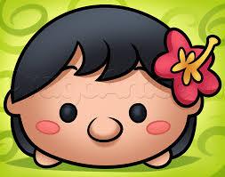 draw tsum tsum lilo step step disney characters