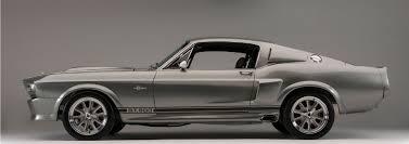Black 67 Mustang Coupe Eleanor Mustang Eleanor Mustang Replica Builder For Sale 1967