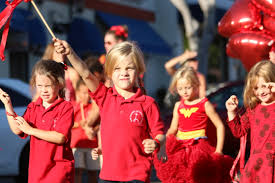 parade ribbon ribbon parade scheduled for monday oct 24 san clemente times