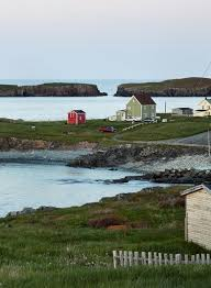 Newfoundland Cottage Rentals by Oceanfront Coastal Heritage Home At Elliston Bonavista Peninsula