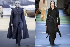 of thrones costumes of thrones costumes that could be designer fashion today s