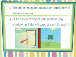 light and shadows lesson plans light and shadow