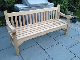 Solid Wood Benches Bench Solid Oak Garden Bench Solid Wood Furniture Companion