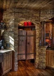 cabin kitchen ideas 25 best rustic cabin kitchens ideas on rustic cabin
