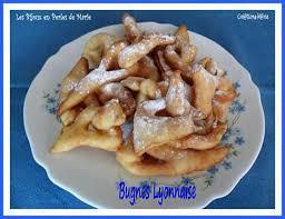 cuisine lyonnaise recettes recette de bugnes lyonnaise la vraie recette