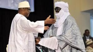 Seeking Renewed Leader Of Troubled Mali Seeking Renewed International Support