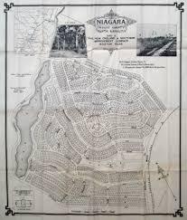 Niagra Falls Map Niagara Falls In North Carolina North Carolina Map Blognorth