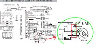 clifford concept 600 alarm wiring diagram clifford free wiring