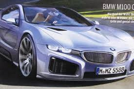 bmw sports car models rumor bmw i100 coupe active hybrid an eco racing car coming in 2013