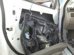 dodge avenger inside replaced driver side window regulator on 2008 dodge avenger