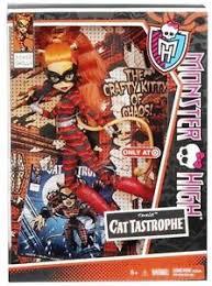 monster power ghouls toralei cat tastrophe doll ebay